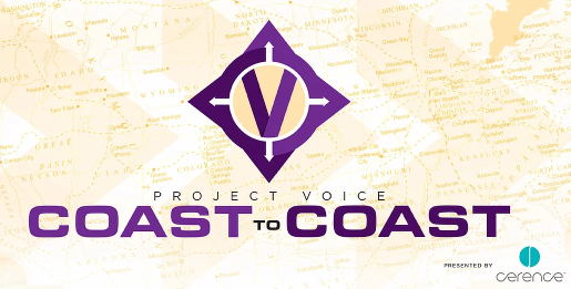 Project Voice Coast to Coast banner image